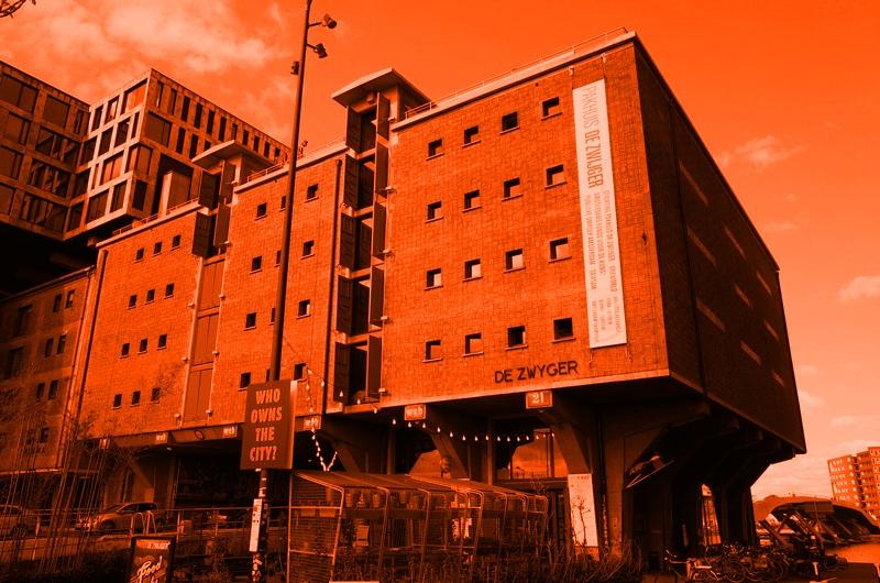 De-zwijger-gebouw